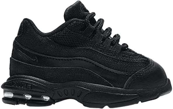"Nike Little Max '95 (TD) ""Blackout"""
