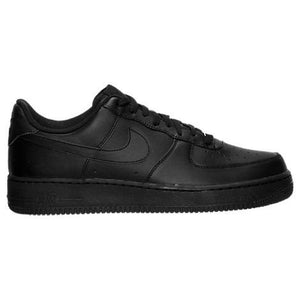 "Nike Air Force 1 (GS) ""Black Black"""