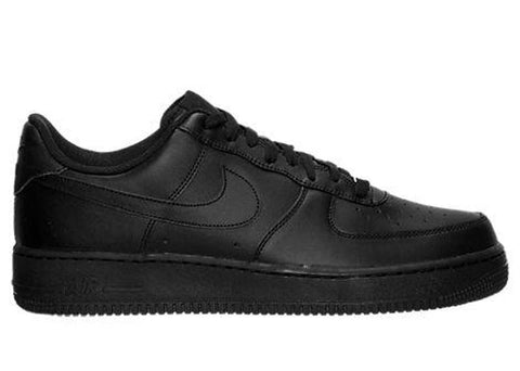 "Nike Air Force 1 '07 ""Black Black"""