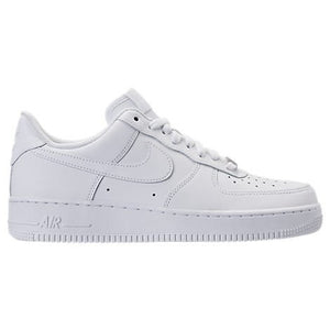 "Nike Air Force 1 (GS) ""White White"""
