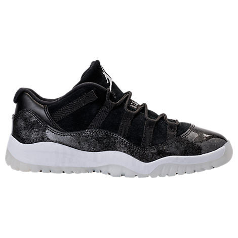 "Air Jordan 11 Retro Low (PS) ""Barons"""