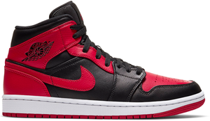 "Air Jordan 1 Mid ""Banned"""
