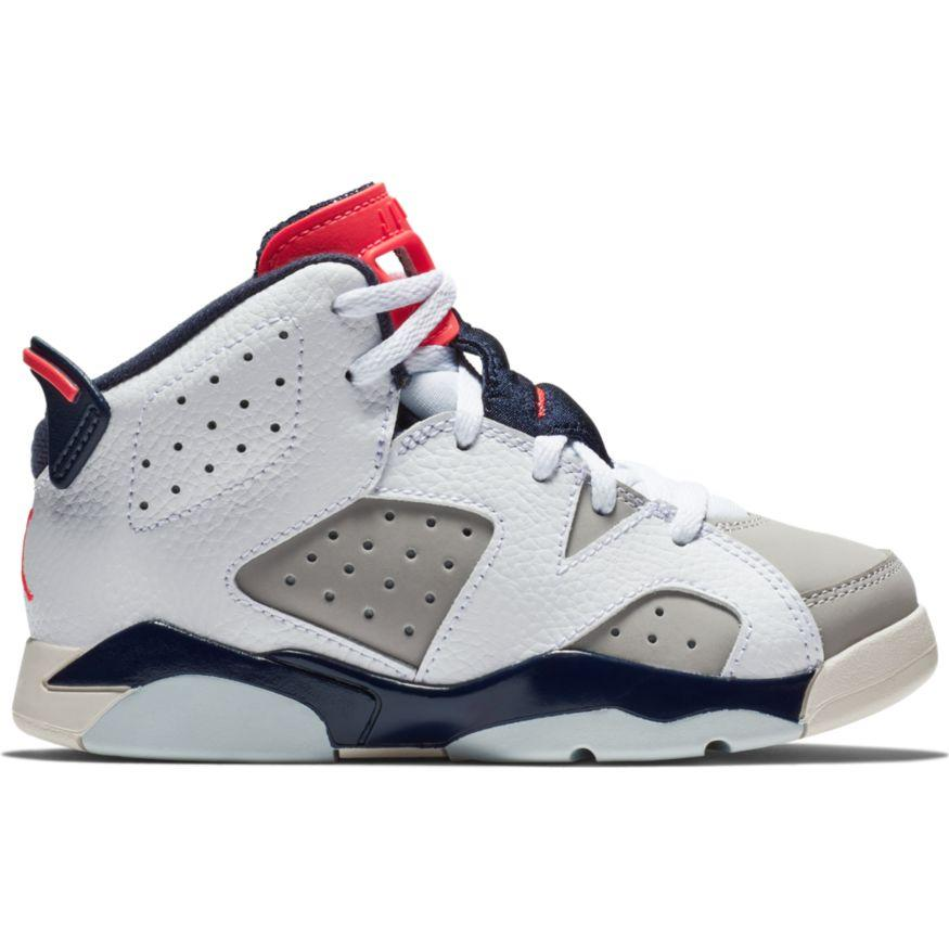 e8cf97e4c20054 Air Jordan 6 Retro (PS)