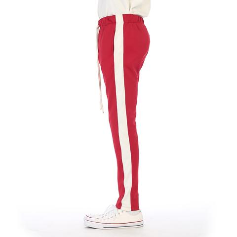 "Eptm Clothing Track Pant ""Red White"" $40.00"