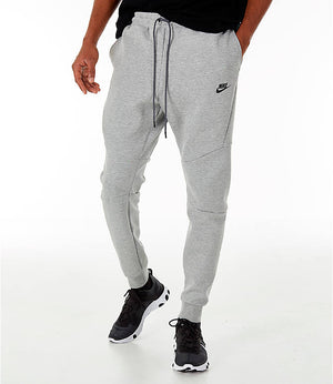 "Nike Tech Fleece Jogger ""Grey Black"" $110.00"