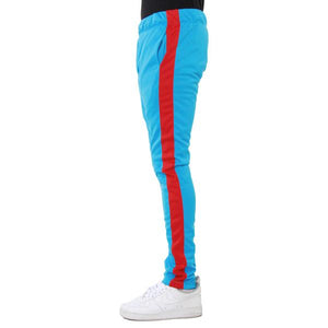 "Eptm Clothing Track Pant ""Turquoise Red"" $40.00"