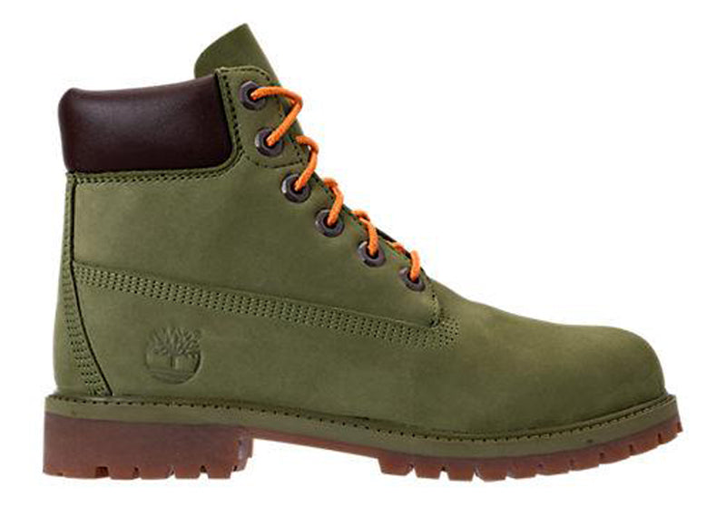 "Timberland 6 In Prem (GS) ""Olive Green"""