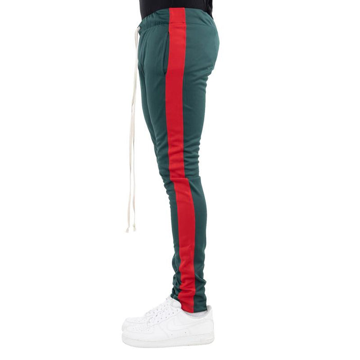 "Eptm Clothing Track Pant ""Green Red"" $40.00"
