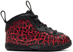 "Nike Little Posite One (TD) ""Cracked Lava"""