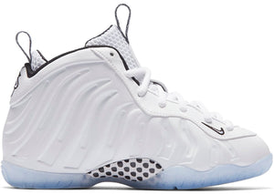 "Nike Little Posite One (PS) ""Whiteout"""