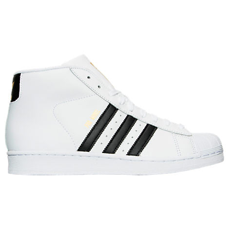 "Adidas Pro Model ""White Black"""