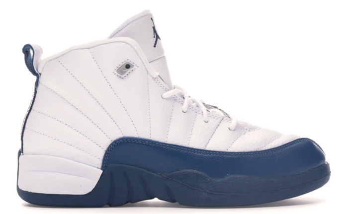 "Air Jordan 12 Retro (PS) ""French Blue"""