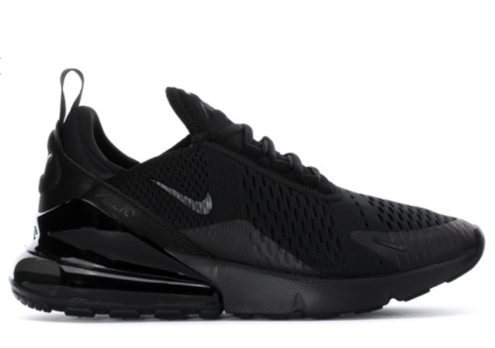 "Nike Air Max 270 (GS) ""Triple Black"""
