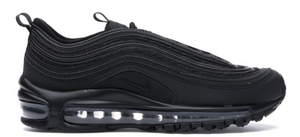 "Nike Air Max 97 OG BG (GS) ""Triple Black"""