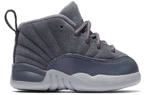 "Air Jordan 12 Retro (TD) ""Dark Grey"""