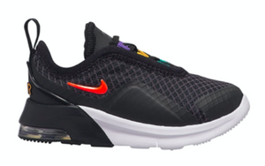 "Nike Air Max Motion 2 (TD) ""Black Crimson"""