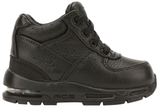 "Nike Air Max Goadome (TD) ""Black Leather"""