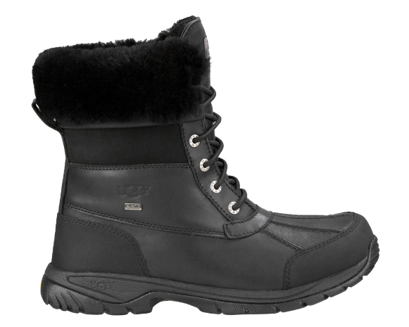 "Uggs Mens Butte ""Black Black"""
