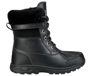 "Uggs Kids Butte II CWR ""Black Black"""