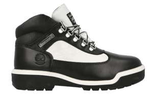 "Timberland Field Boot WP L/F Mid ""Black Nubuck"""