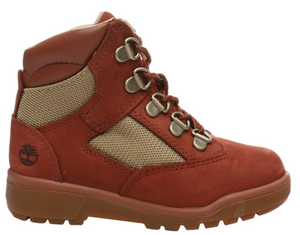 "Timberland 6In F/L Field Boot (TD) ""Rust Nubuck"""