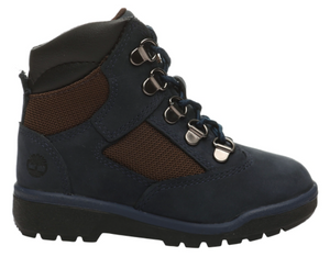 "Timberland 6In F/L Field Boot (TD) ""Navy Nubuck"""