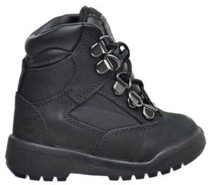 "Timberland 6In F/L Field Boot (TD) ""Black Black"""