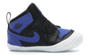 "Air Jordan 1 Retro Bootie (Crib) ""Royal"""