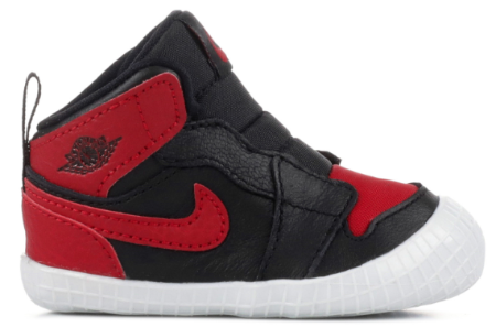 "Air Jordan 1 Retro Bootie (Crib) ""Banned"""