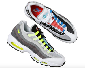 "Nike Air Max 95 QS ""Greedy"""