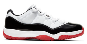 "Air Jordan 11 Retro Low ""Concord Bred"""