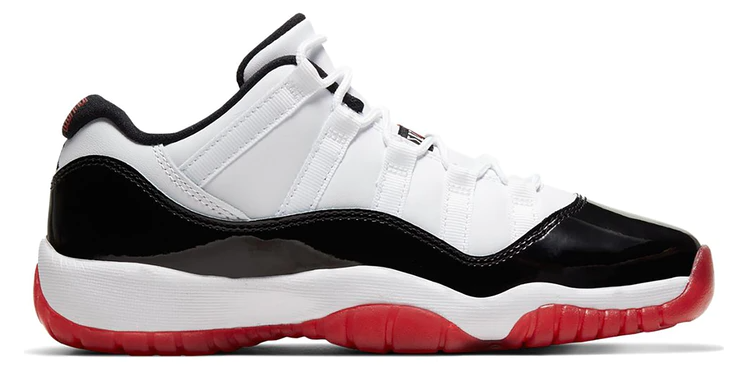 "Air Jordan 11 Retro Low (GS) ""Concord Bred"""