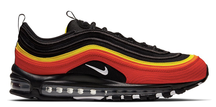 "Nike Air Max 97 QS ""Black Chile Red"""