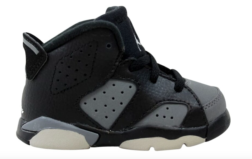 "Air Jordan 6 Retro (TD) ""Cool Grey"""