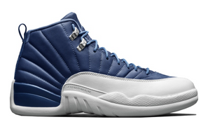 "Air Jordan 12 Retro ""Indigo"""