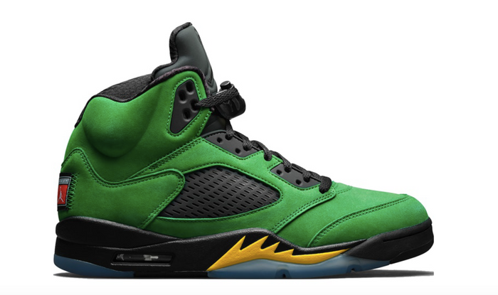 "Air Jordan 5 Retro ""Oregon"""