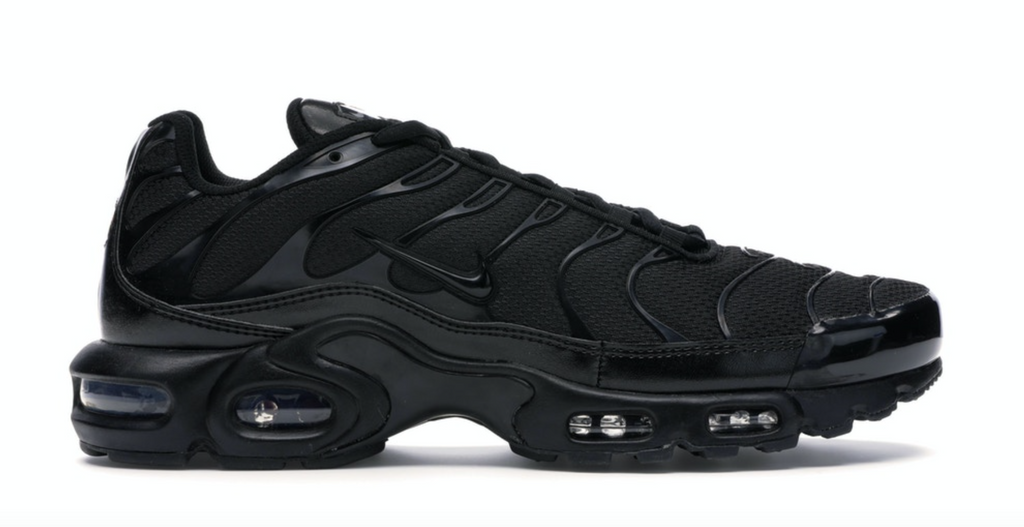 "Nike Air Max Plus ""Triple Black"""