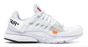 "Nike Air Presto ""Off-White White"""