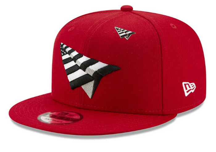 "New Era Roc Nation The Crown Original Snapback ""Red Black"" $60.00"