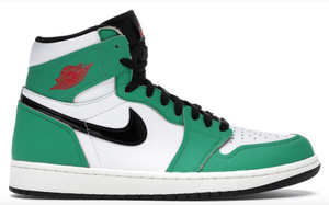 "Womens Air Jordan 1 Retro High OG ""Lucky Green"""