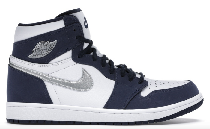 "Air Jordan 1 High OG JP ""Midnight Navy"""