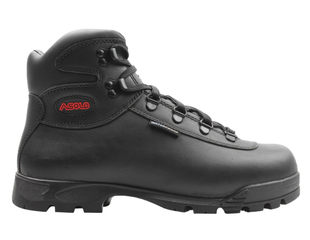 "Asolo Sunrise Hiking Boots ""Black Black"""