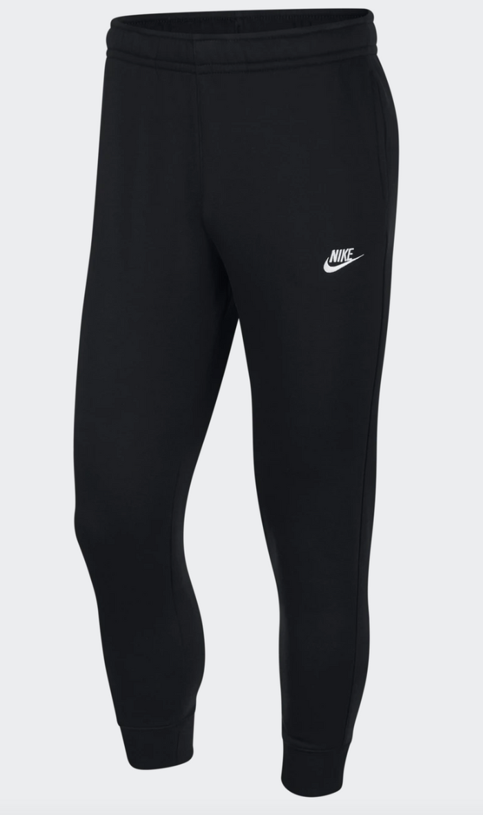 "Nike Cuffed Club Jogger ""Black White"" $60.00"