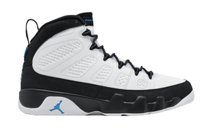 "Air Jordan 9 Retro ""University Blue"""