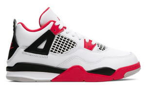 "Air Jordan 4 Retro (PS) ""Fire Red 2020"""