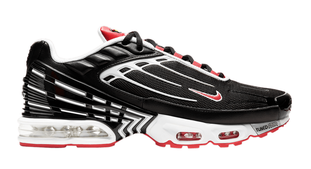 "Nike Air Max Plus III ""Black Track Red"""