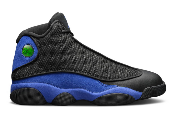 "Air Jordan 13 Retro ""Black Hyper Royal"""