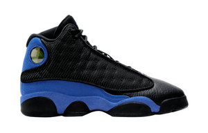 "Air Jordan 13 Retro (GS) ""Black Hyper Royal"""