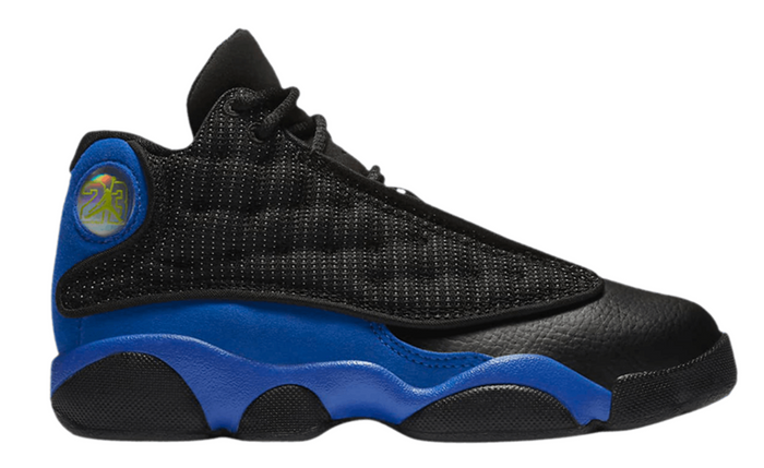 "Air Jordan 13 Retro (PS) ""Black Hyper Royal"""
