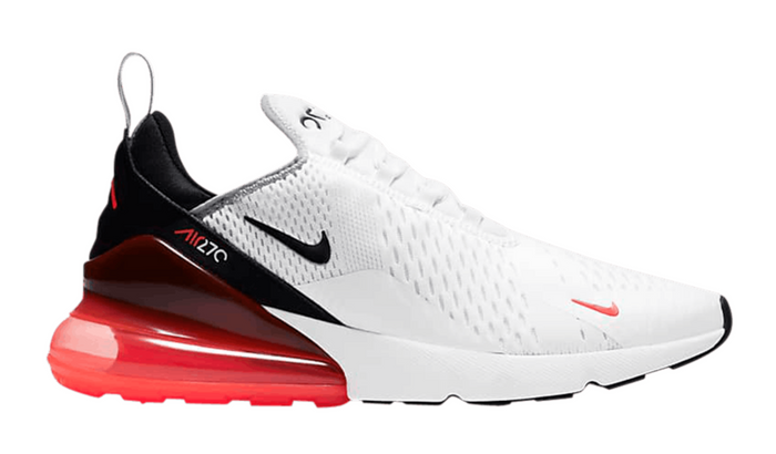 "Nike Air Max 270 ""Bright Crimson Black"""